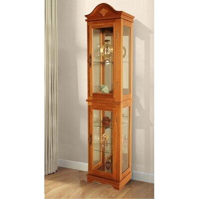 Lighted Curio Cabinet Jenlea