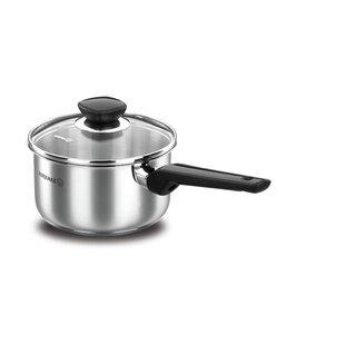 Korkmaz 2 qt. Soup Pot with Lid