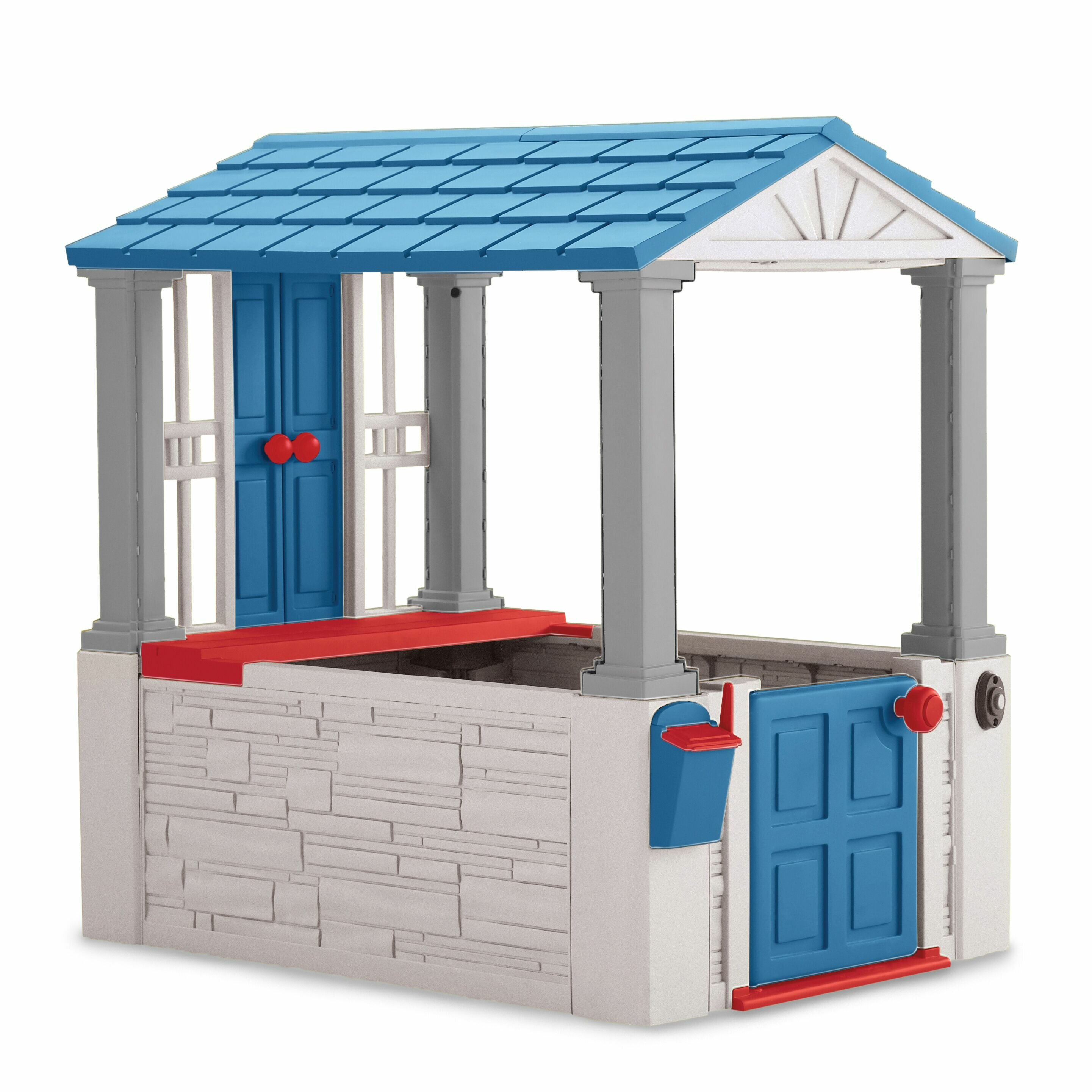 American Plastic Toys Role Play Furniture 2 52 X 3 63 Playhouse Reviews Wayfair