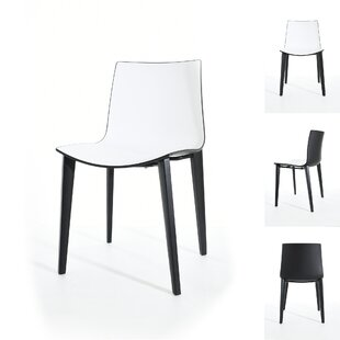 Sigman Solid Wood Dining Chair (Set Of 2) By Orren Ellis