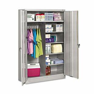 Jumbo 78H x 18D 2 Door Storage Cabinet by Tennsco Corp.