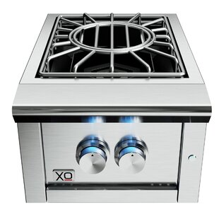 Power Side Built-In Gas Grill By XO Appliance