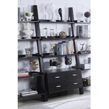 72'' H x 33.5'' W Ladder Bookcase by Latitude Run®
