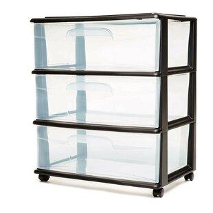Best Price HOMZ 3-Drawer Storage Chest By Homz