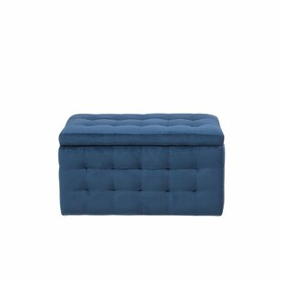 Quintara Tufted Storage Ottoman by Mercer41