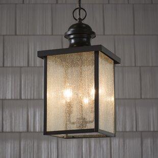 Indoor Hanging Lantern Candle | Wayfair