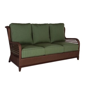 Aberdeen Sofa With Cushions by Acacia Home and Garden Modern
