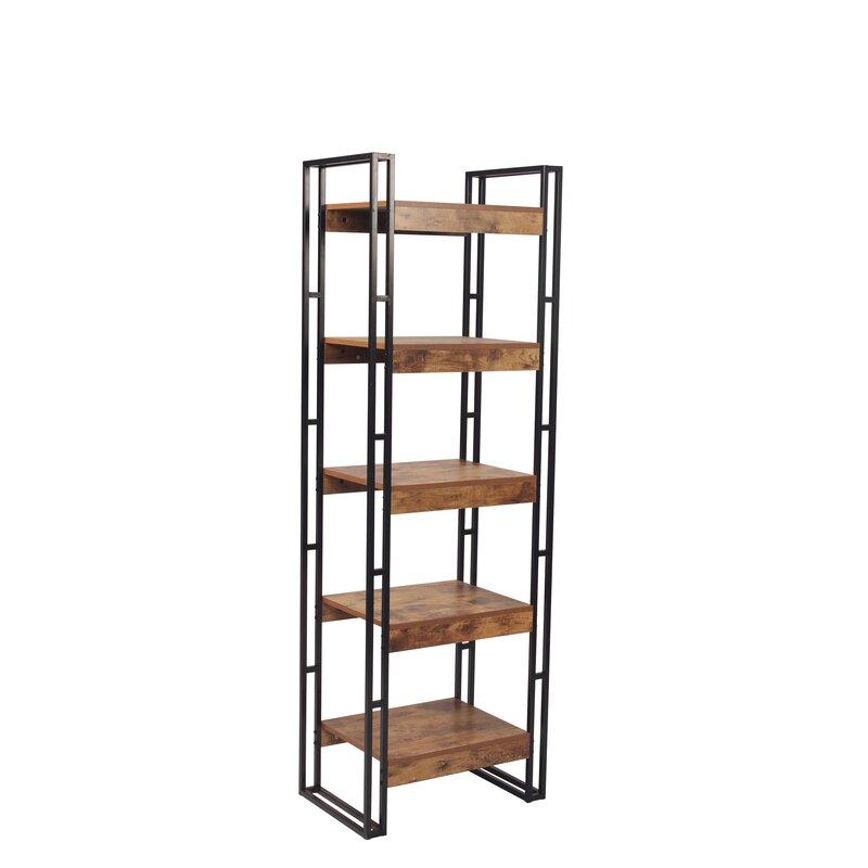 Williston Forge Vania Etagere Bookcase
