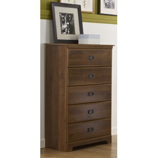 Ashland 5 Drawer Chest
