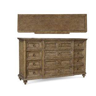 Gerakies 12 Drawer Dresser