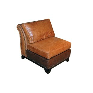 Kingsley Leather Chair by Omnia Leather