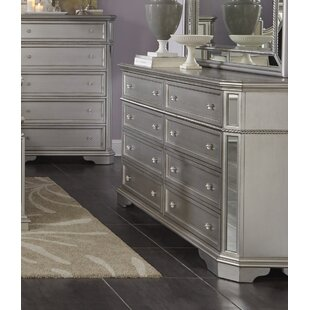 Verne 8 Drawer Double Dresser