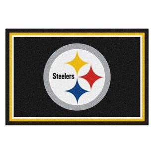 baa5db02b NFL - Pittsburgh Steelers 5x8 Rug
