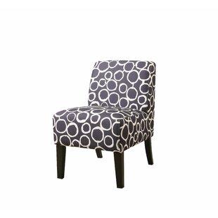 Ebern Designs Tedeschi Slipper Chair