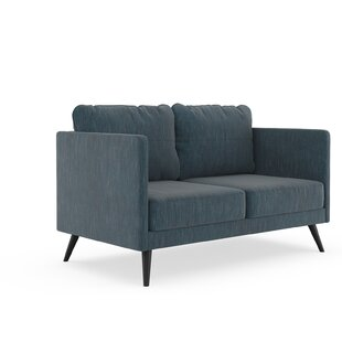 Crotts Loveseat by Corrigan Studio