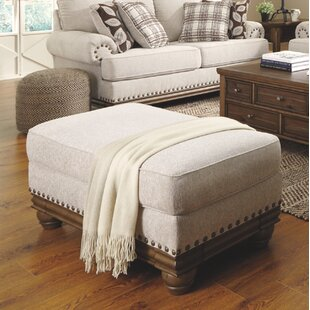 Guttenberg Ottoman by Darby Home Co