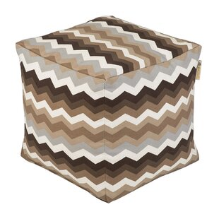 Wave Occassional Outdoor Pouf