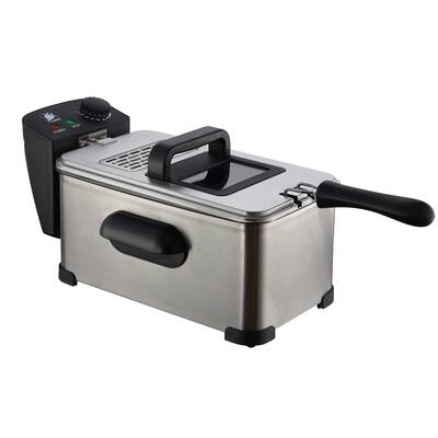 Deep Fryer FILTER Reusable Cooks Innovations Non-Stick Use your oil