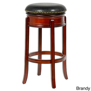 Magdaleno 29 Swivel Bar Stool Winston Porter