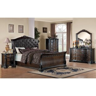 Fleur De Lis Living Broadview Upholstered Platform Bed