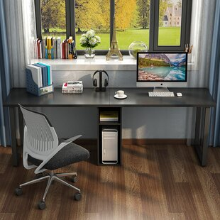 Ebern Designs Olander Double Workstation ..