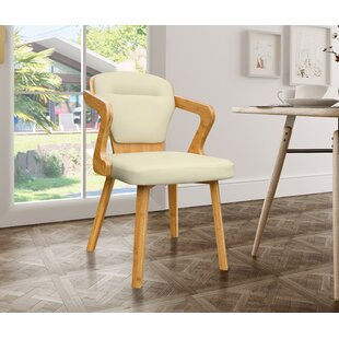 Westphal Bamboo Upholstered Dining Chair