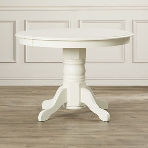 Parkerton Pedestal Dining Table by Loon Peak