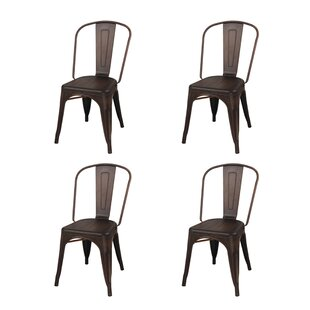 Shopping for Alarcon Dining Chair (Set of 4) by Williston Forge Reviews (2019) & Buyer's Guide