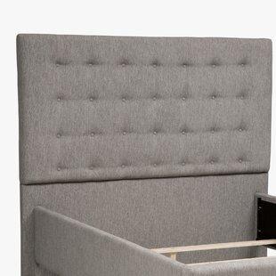 Alexander Upholstered Panel Headboard by Brayden Studio