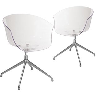 Mcmillion Contemporary Guest Chair (Set of 2)