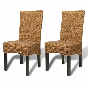 Silas Dining Chair (Set of 2) Bay Isle Home