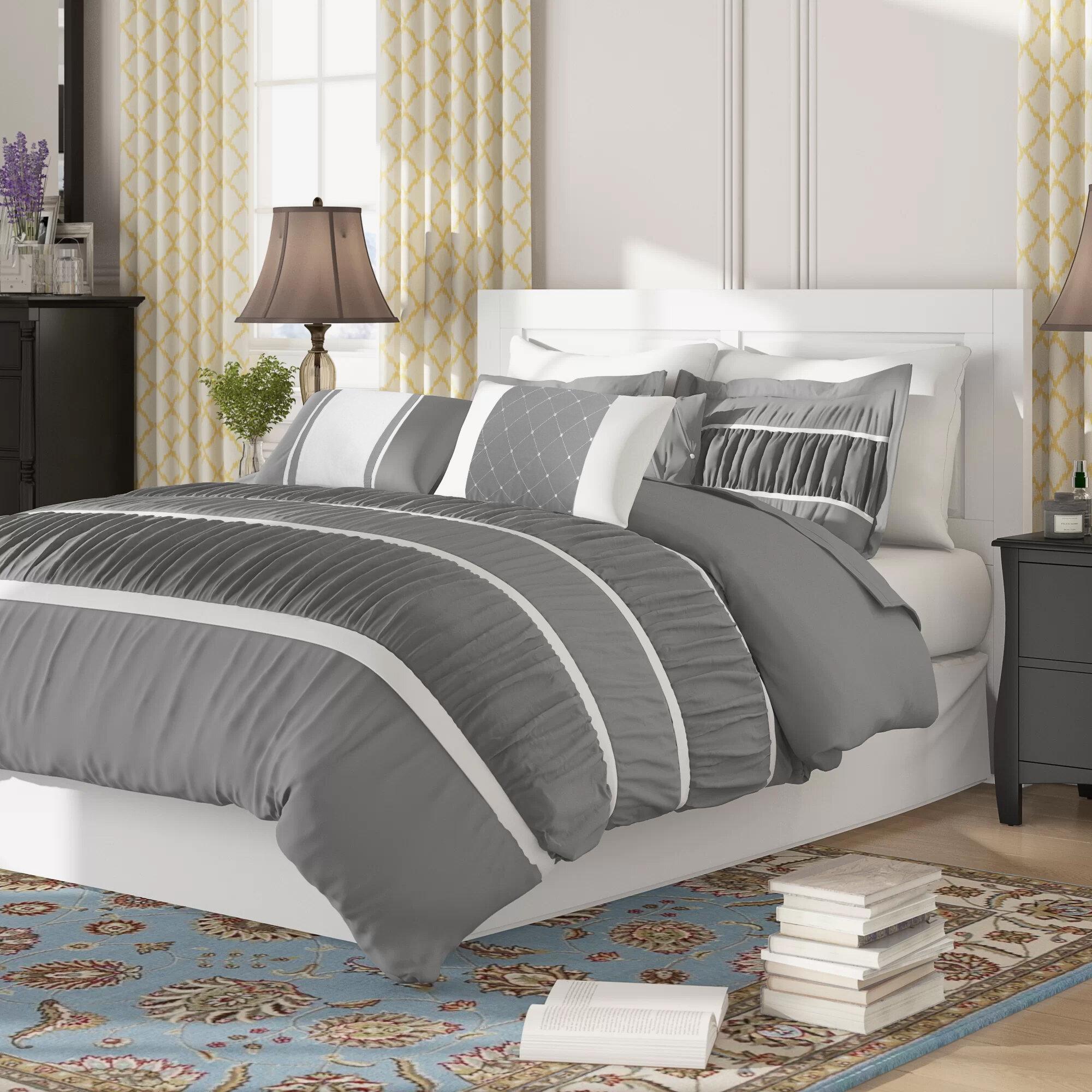 Astoria Grand Nelia 10 Piece Comforter Set Reviews Wayfair