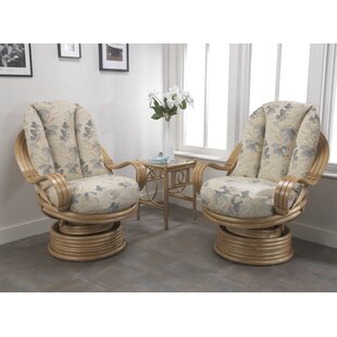 Julianna 3 Piece Rocking Chair Set By Beachcrest Home