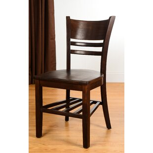 Collage Solid Wood Dining Chair (Set of 2..