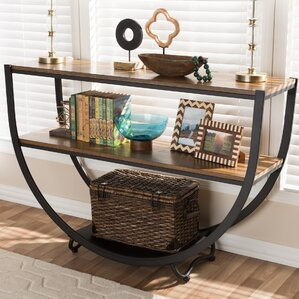 Entryway Table With Drawers console, sofa, and entryway tables you'll love | wayfair