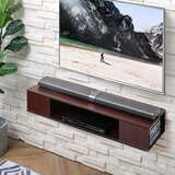 Allannah Floating TV Stand for TVs up to 50 by Latitude Run®