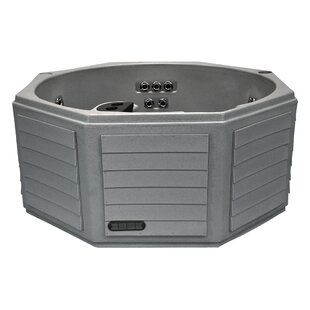 Laguna Hot Tubs 6-Person 14 Jet Plug and Play Spa with LED Light