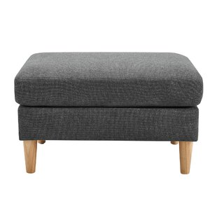 Castlethorpe KD Ottoman by Ebern Designs