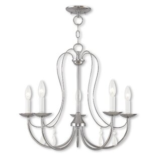 House of Hampton Winona 5-Light Chandelier