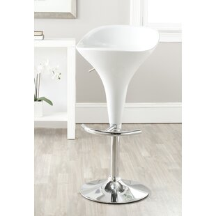 Vivan Adjustable Height Swivel Bar Stool