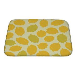 Primo Lemons Pattern Bath Rug  sc 1 st  Wayfair & Lemon Pattern Dinnerware | Wayfair