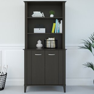Odessa Standard Bookcase by Andover Mills