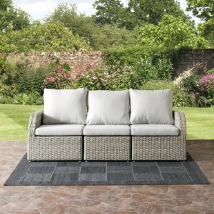 Killingworth 3 Piece Sofa Set with Cushions