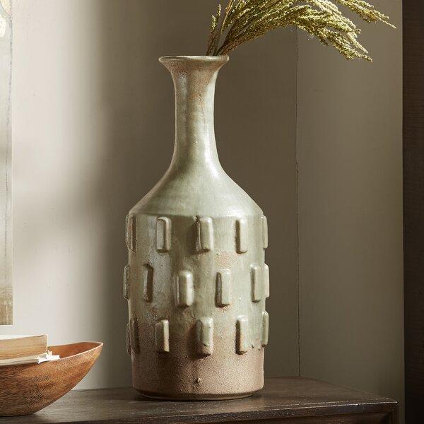 World Menagerie Handmade Ceramic Table Vase Wayfair