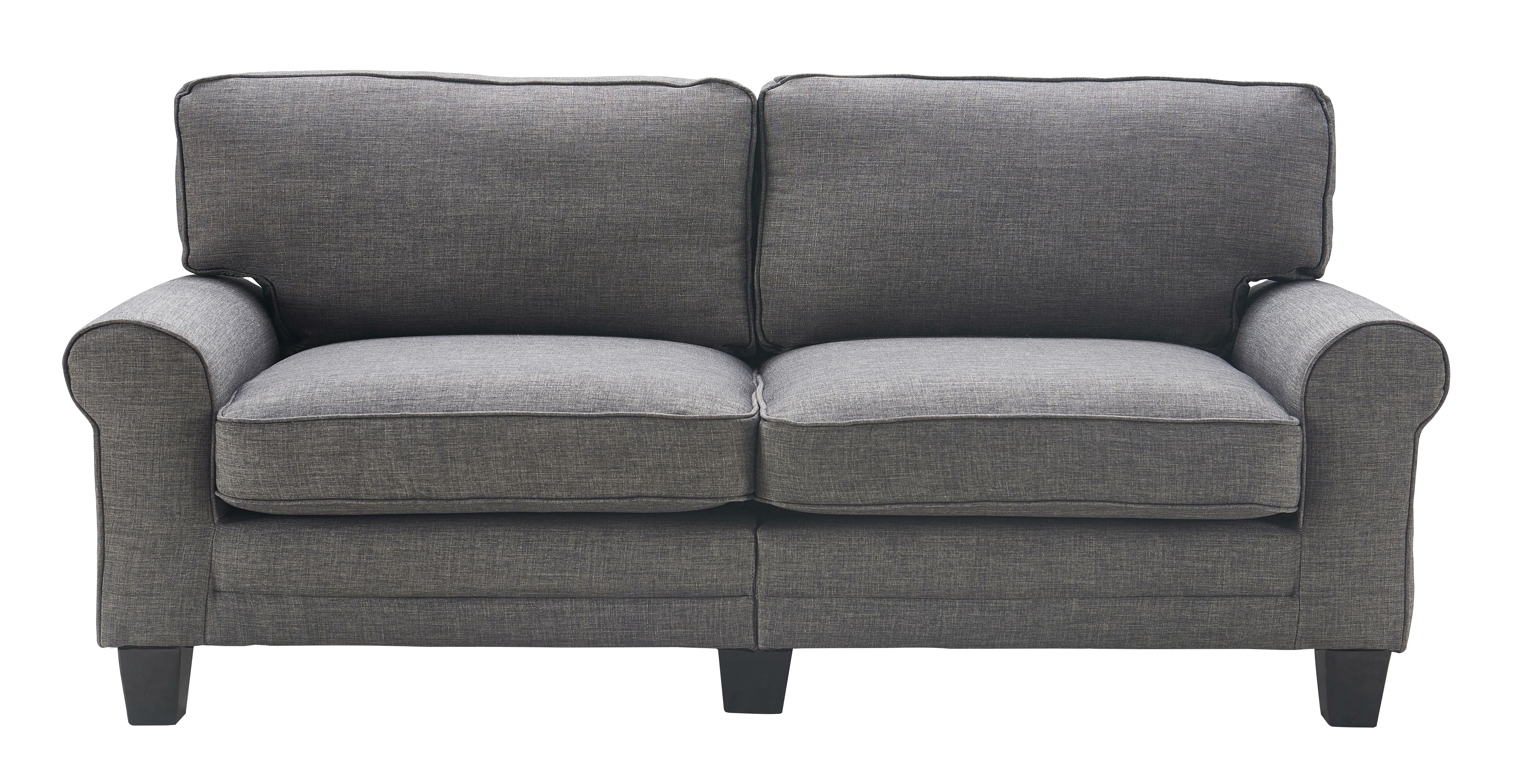 sofa off rta nyc grey couch palisades serta sofas