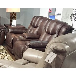 High Profile Reclining Loveseat by Southe..