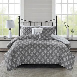 Delaine Paris Printed Reversible Comforter Set