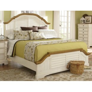 Windham Panel Bed by Rosecliff Heights