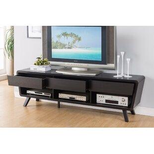 Brayden Studio Furlow Flared Legs TV Stand for TVs up to 75