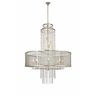 Bloomsbury Market West Vero 12-Light Chandelier